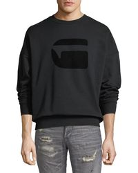 G-Star RAW - Stor Pullover Sweatshirt - Lyst