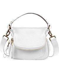 Tom Ford - Jennifer Small Grained Leather Shoulder Bag - Lyst c4187042a001f