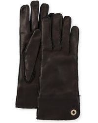 Loro Piana - Jacqueli Leather Gloves - Lyst