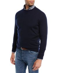Peter Millar - Crown Comfort Cashmere Sweater - Lyst