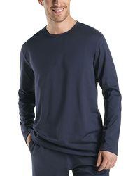 Hanro - Night & Day Long-sleeve Shirt - Lyst
