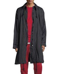Y-3 - Packable Zip-front Nylon Coat - Lyst