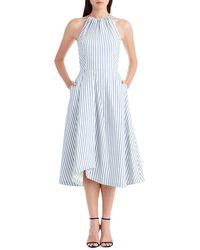 Jason Wu - Cotton Shirting Apron Day Dress - Lyst
