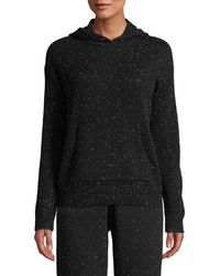 Theory - Donegal Cashmere Hooded Pullover Sweater - Lyst