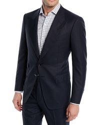 Tom Ford - Men's Shelton Base Wool-silk Two-piece Suit - Lyst