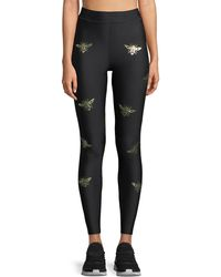 Ultracor - Ultra Bee High-rise Performance Leggings - Lyst
