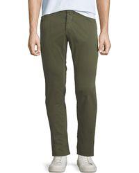 Jacob Cohen - Men's Brushed Cotton Twill Pants - Lyst