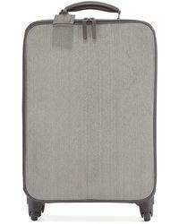 Brunello Cucinelli - Monili Spinner Wheeled Carryon Suitcase - Lyst
