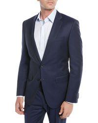 BOSS - Men's Wool Basic Two-piece Suit - Lyst