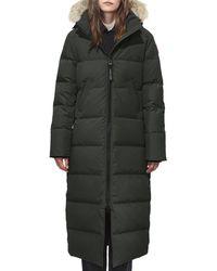 Canada Goose - Mystique Fur-hood Parka - Lyst