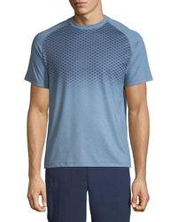 Peter Millar - Men's Rio Honeycomb T-shirt - Lyst