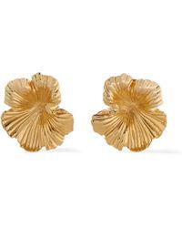 Meadowlark - Gold-plated Earrings - Lyst