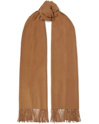 Johnstons - Fringed Vicuña Stole - Lyst