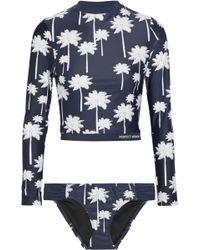 Perfect Moment - Printed Bikini - Lyst