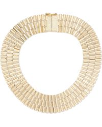 Rosantica - Cleopatra Gold-tone Choker - Lyst