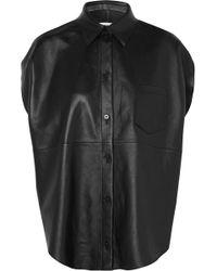 MM6 by Maison Martin Margiela - Button-up Shirt - Lyst