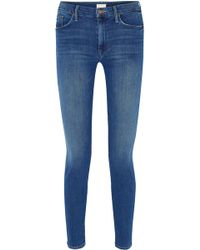 Mother - The Looker High-rise Skinny Jeans - Lyst
