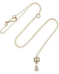 Melissa Joy Manning - 18-karat Gold Diamond Necklace - Lyst