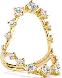 Fernando Jorge - Brilliant 18-karat Gold Diamond Ring - Lyst
