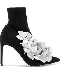Sophia Webster - Exclusive To Mytheresa – Jumbo Lilico Leather Ankle Boots - Lyst