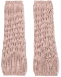 Johnstons - Cashmere Wristwarmers - Lyst