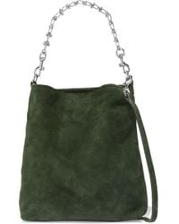 Little Liffner - Candy Suede Tote - Lyst