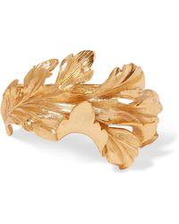 Oscar de la Renta - Gold-tone Bracelet - Lyst