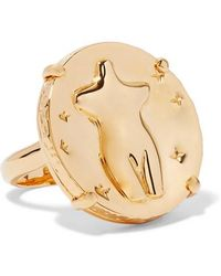Chloé - Femininities Gold-tone Ring - Lyst