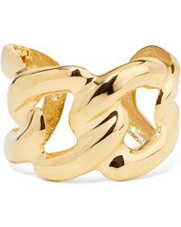 Kenneth Jay Lane - Gold-tone Cuff - Lyst