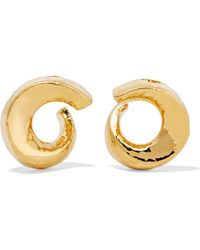 Ippolita - Classico 18-karat Gold Earrings - Lyst