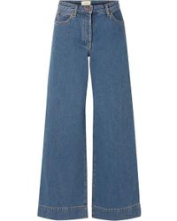 The Row - Jean Large Taille Haute Anat - Lyst