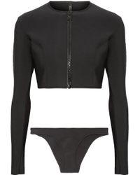 Lisa Marie Fernandez - Farrah Bonded Bikini - Lyst
