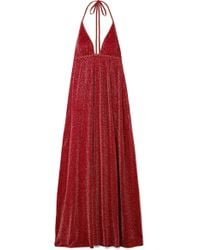 Missoni - Lurex Maxi Dress - Lyst