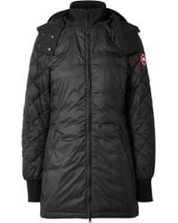 Canada Goose - Stellarton Quilted Shell Down Jacket - Lyst