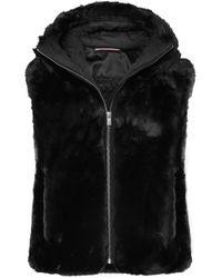 Fusalp - Peggy Hooded Faux Fur Gilet - Lyst