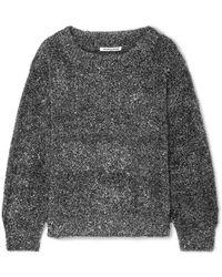 Georgia Alice - Tinsel Lurex Sweater - Lyst
