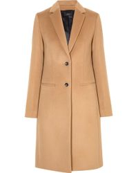 JOSEPH - Man Wool And Cashmere-blend Coat - Lyst
