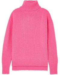 Golden Goose Deluxe Brand - Joana Merino Wool Turtleneck Sweater - Lyst