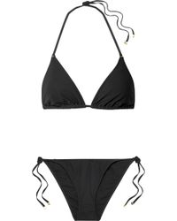 Stella McCartney - Triangle Bikini - Lyst