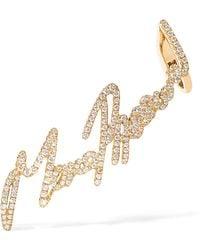 Stephen Webster - Tracey Emin More Passion 18-karat Gold Diamond Ear Cuff - Lyst
