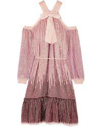 Needle & Thread - Kaleidoscope Dress - Lyst