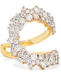 Ana Khouri - Mirian 18-karat Gold Diamond Ring - Lyst