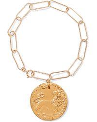 Alighieri - Gold Leone Bracelet - Lyst