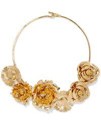 Aurelie Bidermann - Selena Gold-plated Necklace - Lyst