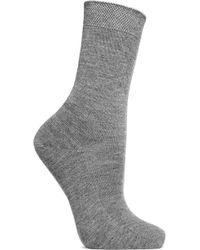 Falke - No.1 Cashmere-blend Socks - Lyst