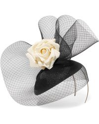 Philip Treacy - Floral-embellished Parisisal Fascinator - Lyst
