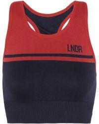 LNDR - A-grade Stretch Sports Bra - Lyst