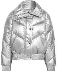 CORDOVA - The Snowbird Metallic Quilted Down Ski Jacket - Lyst