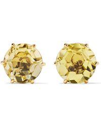 Ippolita - Rock Candy 18-karat Gold Citrine Earrings - Lyst
