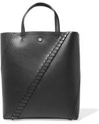 Proenza Schouler - Hex Paneled Leather Tote - Lyst